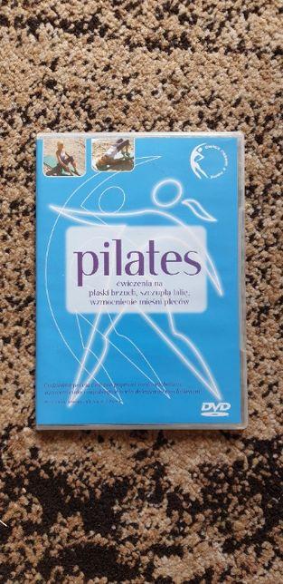 Pilates, płyta CD z ćwiczeniami
