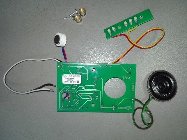 BRM-2 pakiet elektroniki Mikrotel