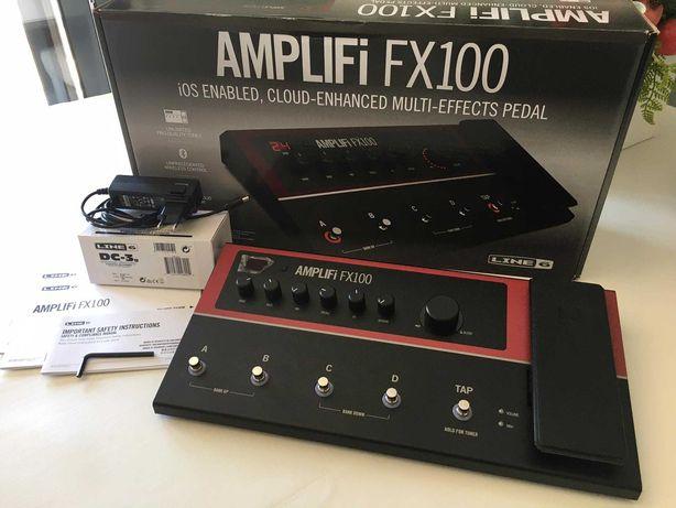 Pedaleira Line6 AMPLIFi FX100