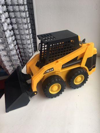 Екскаватор, экскаватор, трактор, машина, игрушка, транспорт