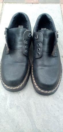 Buty robocze nr. 40 z blachami