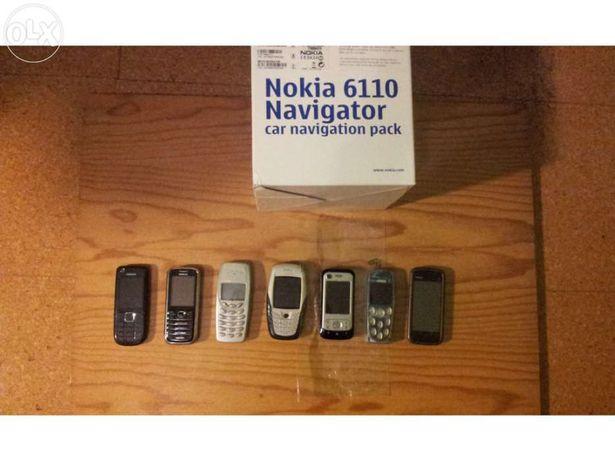 Lote Nokia (3410,3200,5228 xpressmusic,6233,etc)