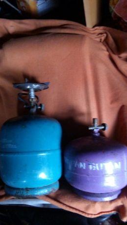Butla gazowa turystyczna+palnik