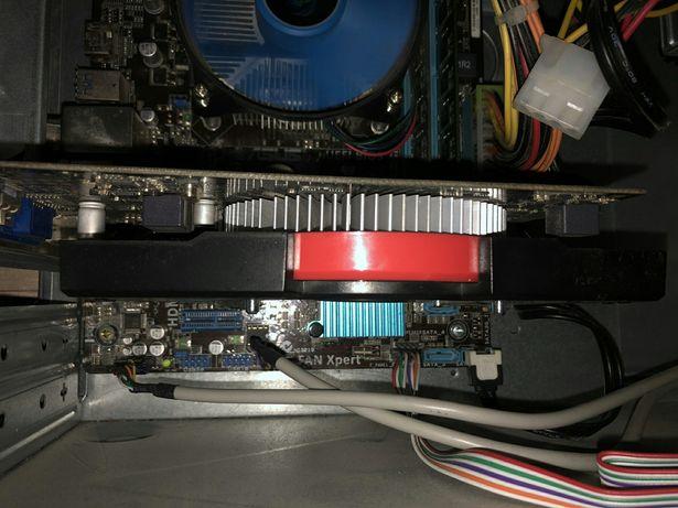 gtx 650 1 gb ddr5 отличная карта для кс,танков и доты.