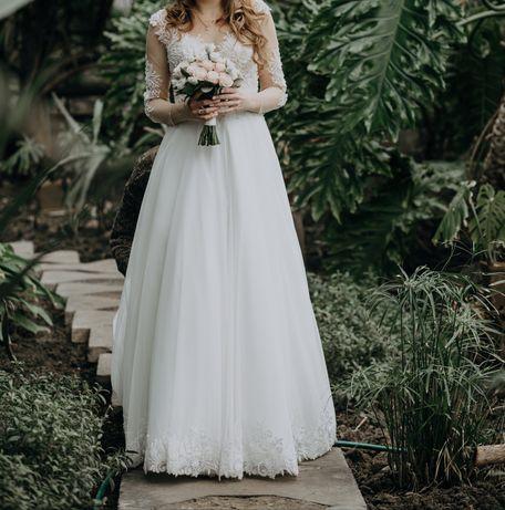 Платье свадебное весільна сукня