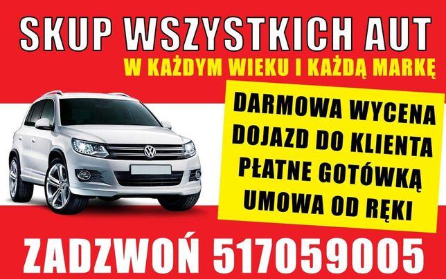 Skup Aut Samochodów Gotówka Plock Toruń Włocławek Sierpc Brodnica