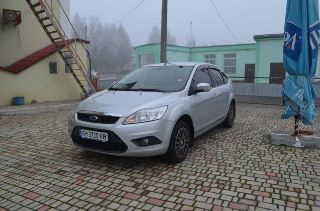 Продам FORD Focus II 2008 1,6 л газ/бензин, отличное состояние
