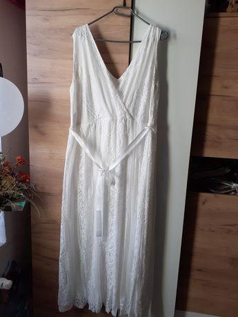 Sukienka biała ślubna