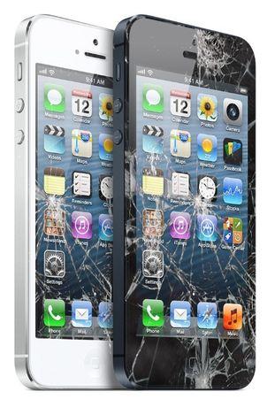 Wymiana wyświetlacza szybki lcd iPhone 5 5s 5c 6 6s 7 8 plus Sosnowiec