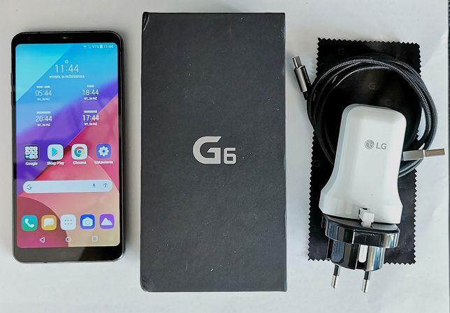 Lg G6 H870DS  64/4 GB wersja z Hi-Fi Quad DAC Audio i Dual Sim