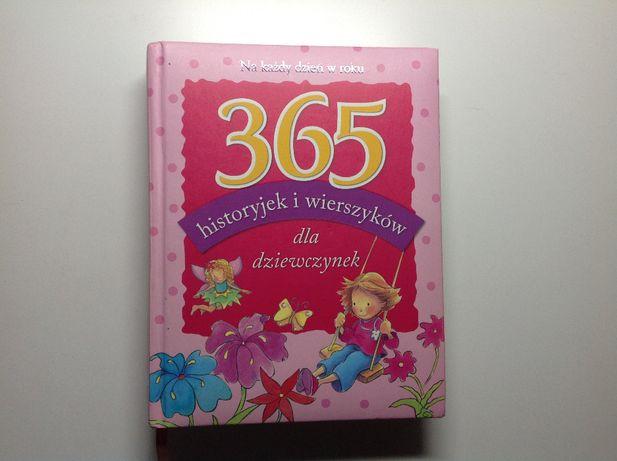 365 historyjek i wierszyków dla dziewczynek