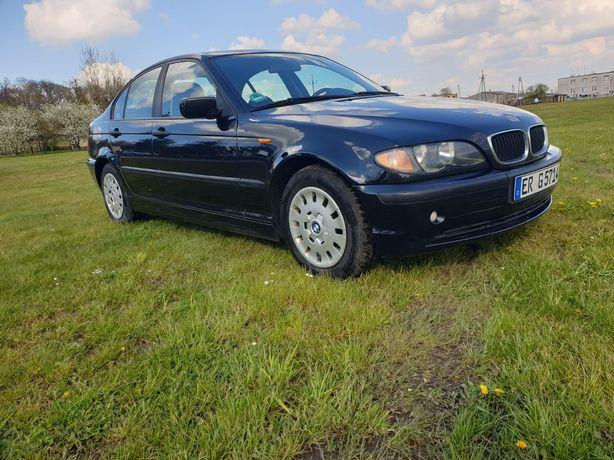 BMW E46  2003R   KLIMA
