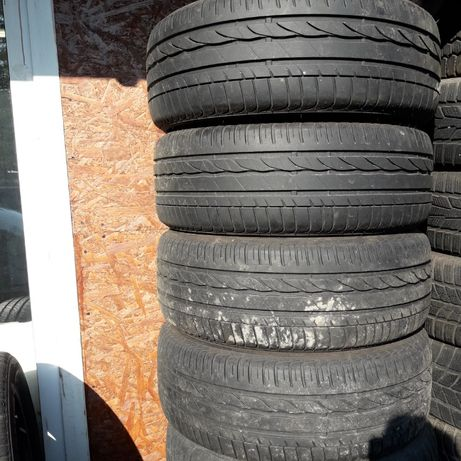 Opony 205/55R16 Bridgestone RSC run on flat