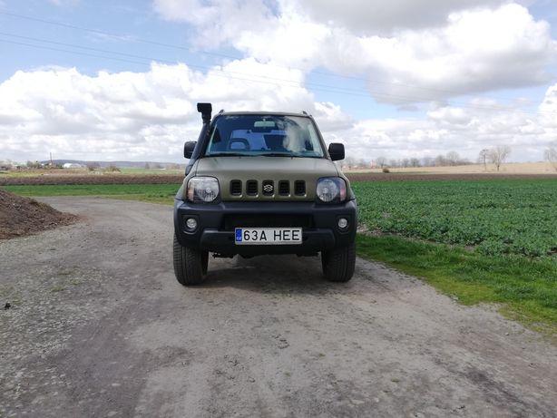 Suzuki Jimny 1.3 16v 4x4