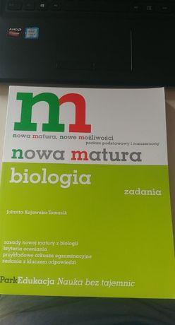 Nowa matura biologia zadania Jolanta Kujawska - Tomasik