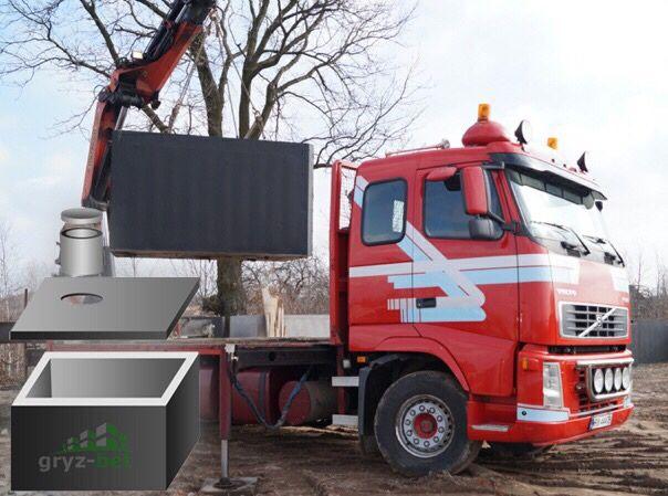 szambo ekologiczne szamba betonowe Producent Atest Wołów Milicz Góra