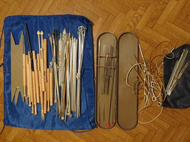 Шпицы для вязания