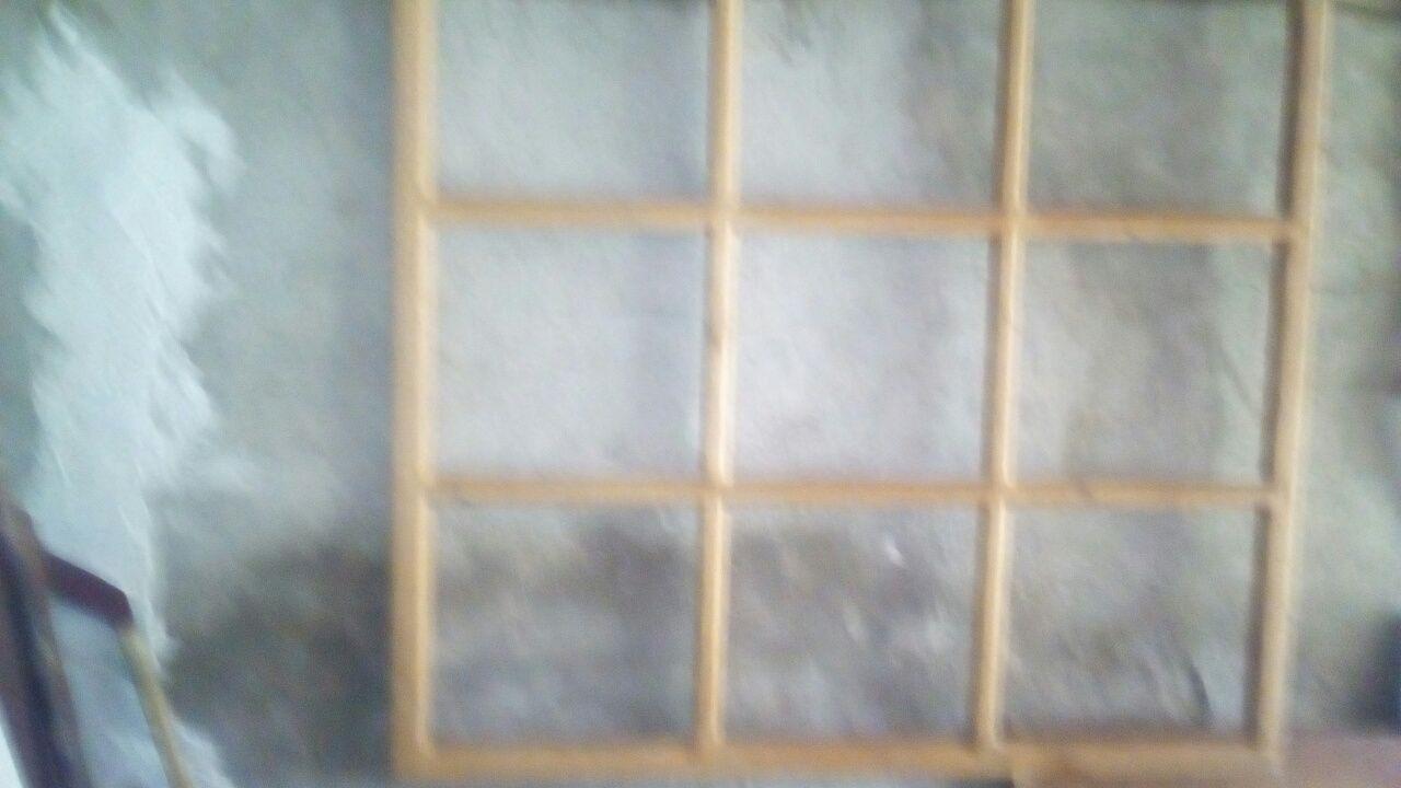Рама дерев'яна до вікна