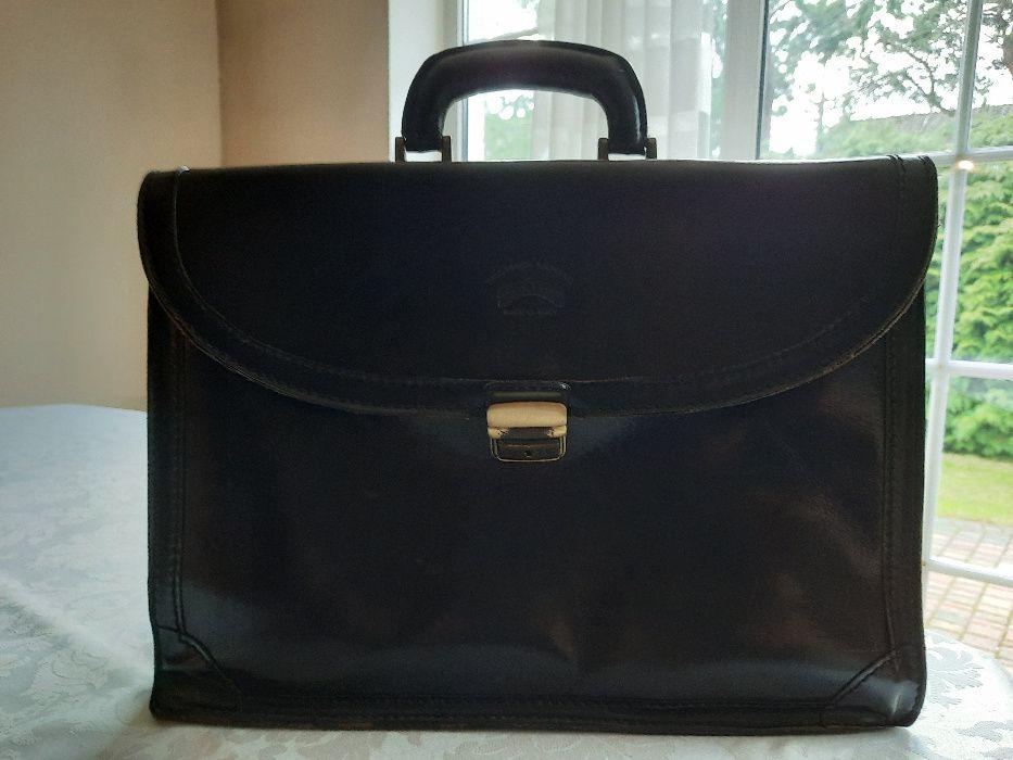 Męska torba skórzana do pracy Leather Venice Gorzów Wielkopolski - image 1