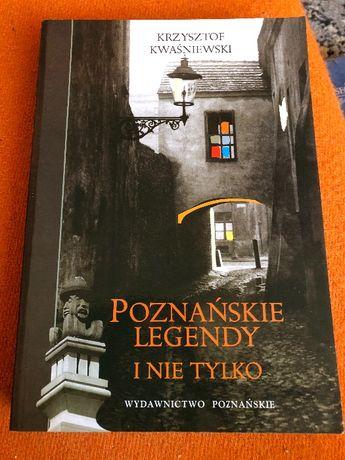 Książka Poznańskie legendy