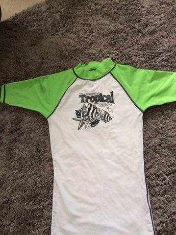 Koszulka do pływania Brugi 134-146