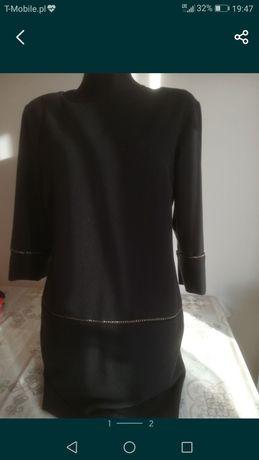 Czarna sukienka r XL
