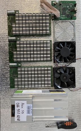 Asic s9 sha 256 btc bitcoin майнер