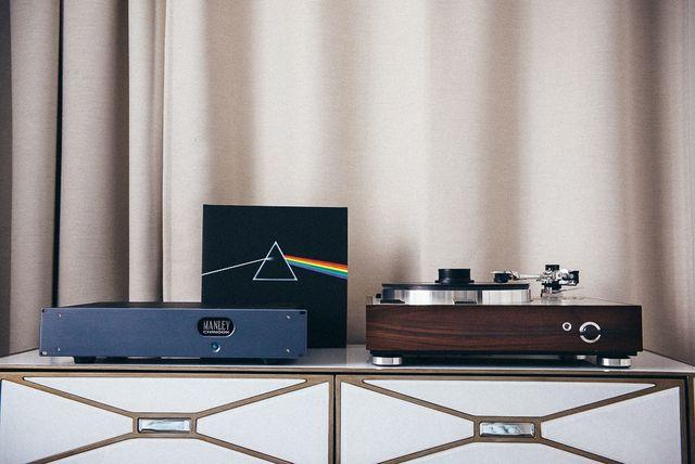 TOP gramofon LUXMAN PD 300 (Micro Seiki) + SME 3009R
