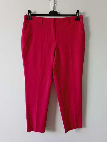 Fuksjowe spodnie chinosy Dorothy Perkins M/38
