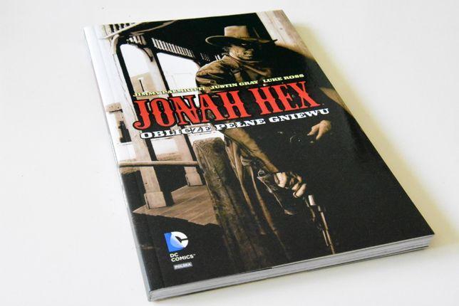 Jonah Hex oblicze pełne gniewu
