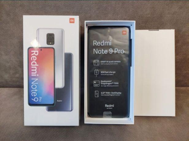 Xiaomi redmi note 9 pro в идеальном состоянии 6/128