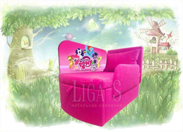 Детский диван Мультик, Кристи . Бесплатная доставка