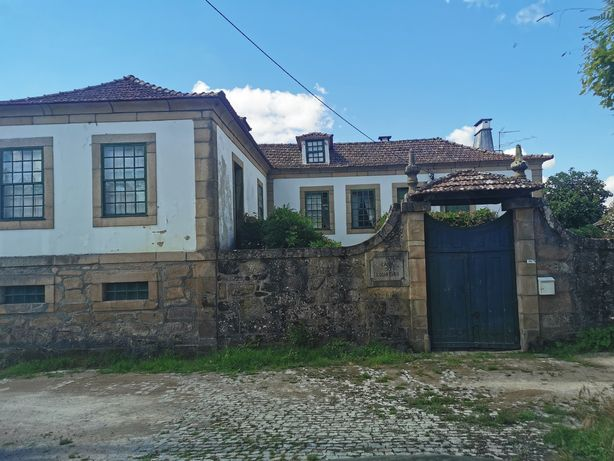 Casa senhorial século XIX