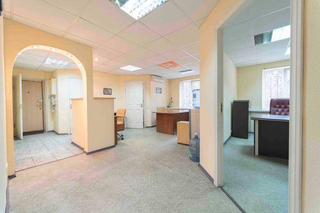 Офис в аренду 55 м.кв., вся мебель, кухня, сигнализация. 13000 грн.