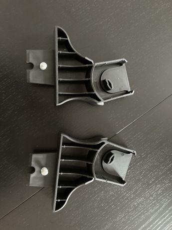 Adaptery wózka BEBETTO do fotelików maxi-cosi cybex besafe mimas
