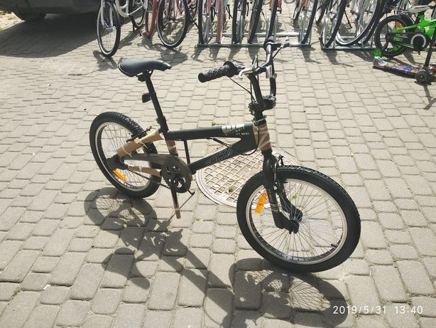 BMX alu nowy polski