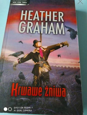Krwawe żniwa Heather Graham