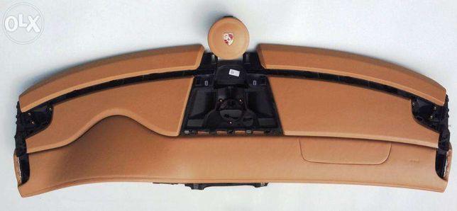 Перетяжка торпедо панели приборов автомобиля ремонт Airbag SRS.