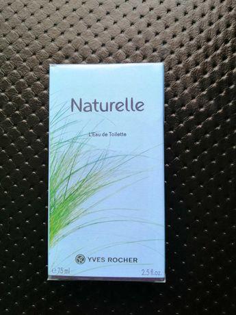 Оригінал Туалетна вода Yves Rocher Naturelle 75 ml. Упаковка закрита.