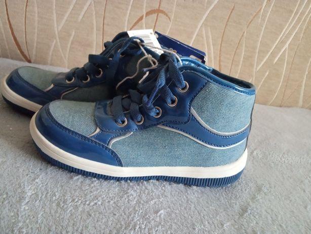 Nowe buty dziecięce
