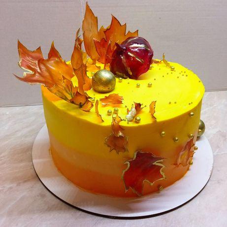 Торт на заказ от 350 грн./кг