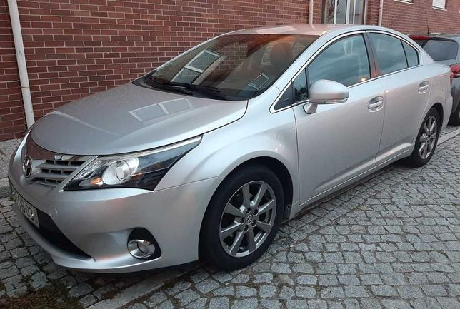 Toyota Avensis 2.0 D4D Exclusive