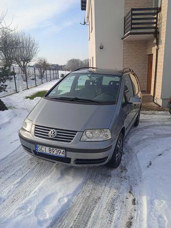 VW Sharan 2004 r. 130 KM