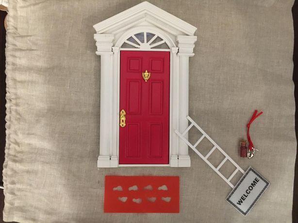 MINI DRZWICZKI dla wróżki/myszki ,dekoracja pokoju / Fairy Door