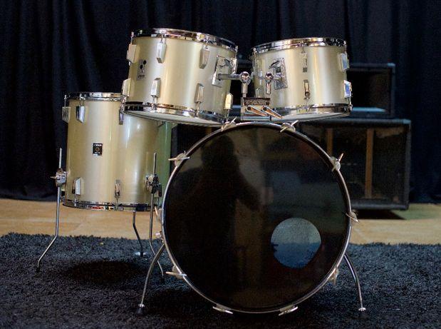 Perkusja Sonor Phonic bębny vintage