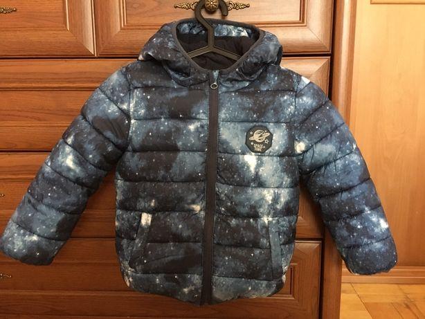 Демисезонная куртка на рост 104-110