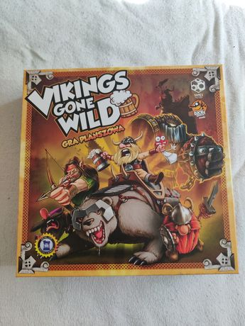 Gra planszowa Vikings Gone Wild