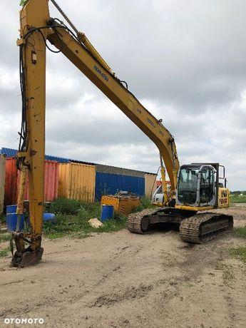 New Holland 215  Koparka gąsienicowa z ramionami Long Reach (ok. 16m dł)