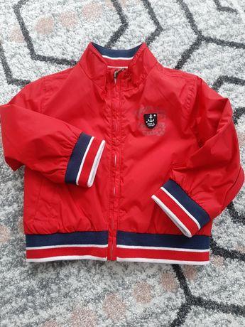 Ветровка Куртка Бомбер Original Marines Италия 12-18  месяцев новая