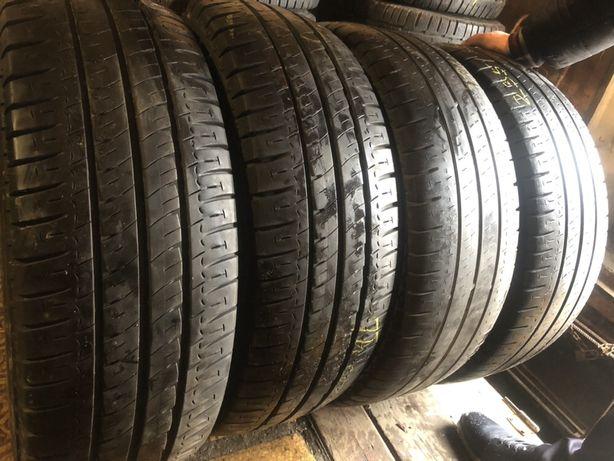 R16C 235/65 Michelin Agilis шины б/у летние комплект резина комфортная